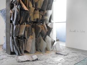 """Paper art"" at MONA"